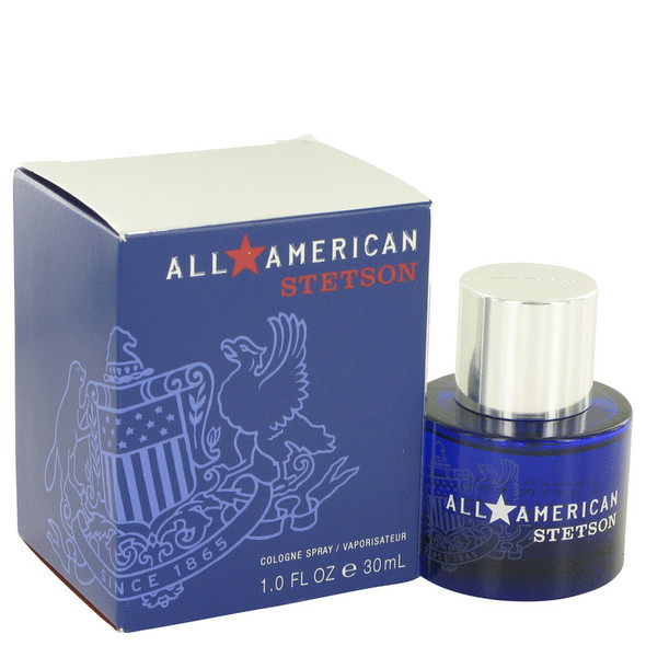 Stetson All American by Coty Cologne Spray 1 oz for Men