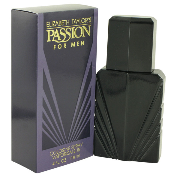 PASSION by Elizabeth Taylor Cologne Spray for Men