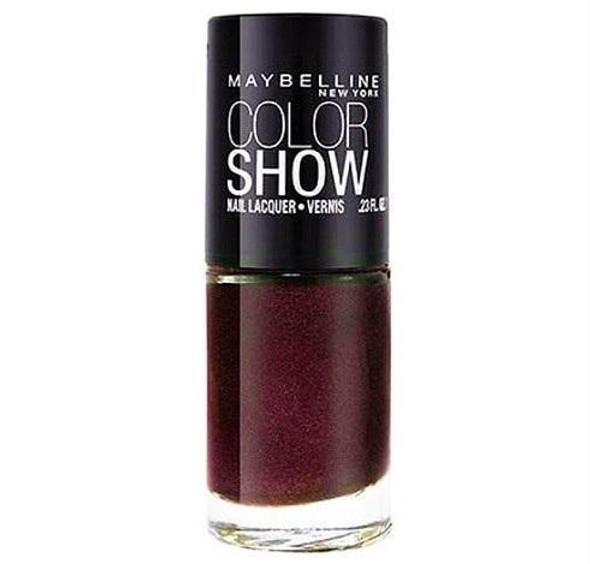 Maybelline Colorshow Nail Polish, 420 Wined & Dined