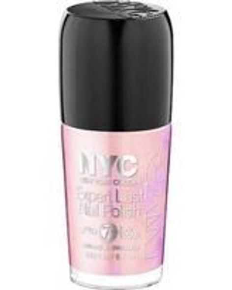 Nyc New York Color Expert Last Nail Polish, 175 Lingering Lingerie Choose Pack - Pack Of 1