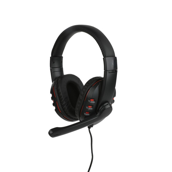 Lvlup Lu731-red Artillery Gaming Headset (red)