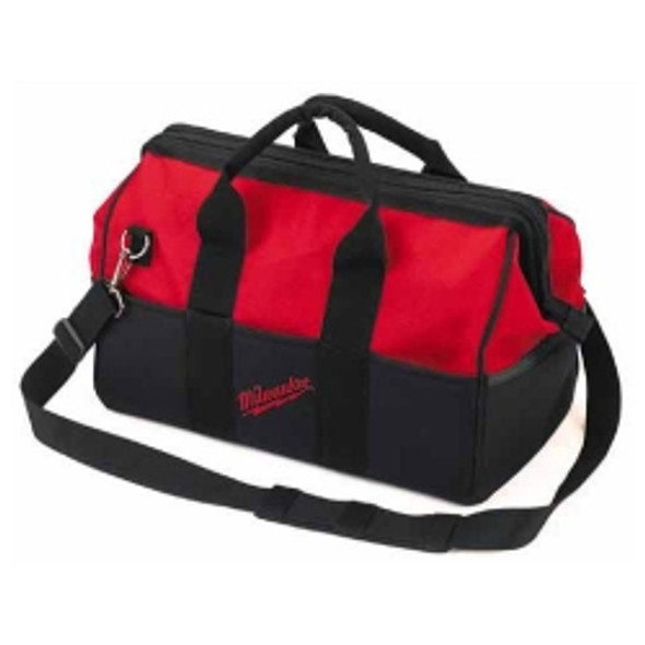 Milwaukee Heavy Duty Tool Contractor Storage Bag, 33 Pocket, Tough And Water Rresistant