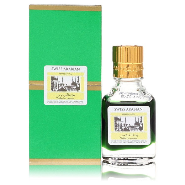 Swiss Arabian Layali El Ons by Swiss Arabian Concentrated Perfume Oil Free From Alcohol 3.21 oz for Women