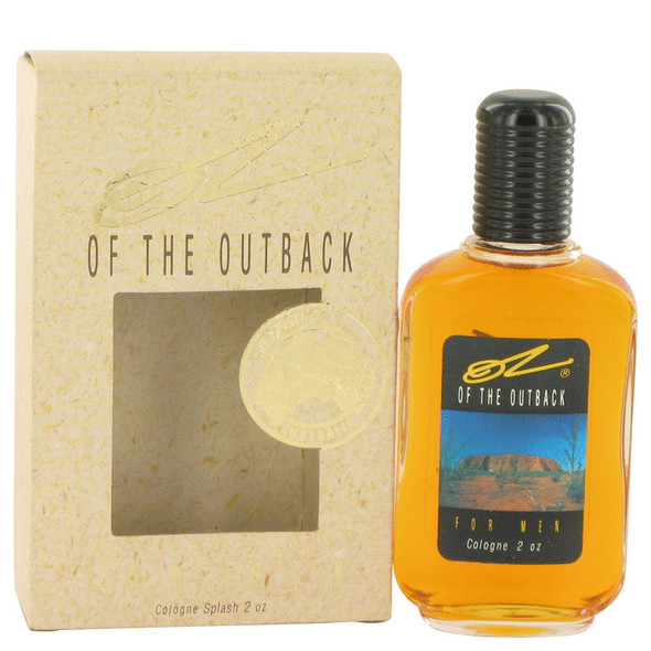 OZ of the Outback by Knight International Cologne 2 oz for Men