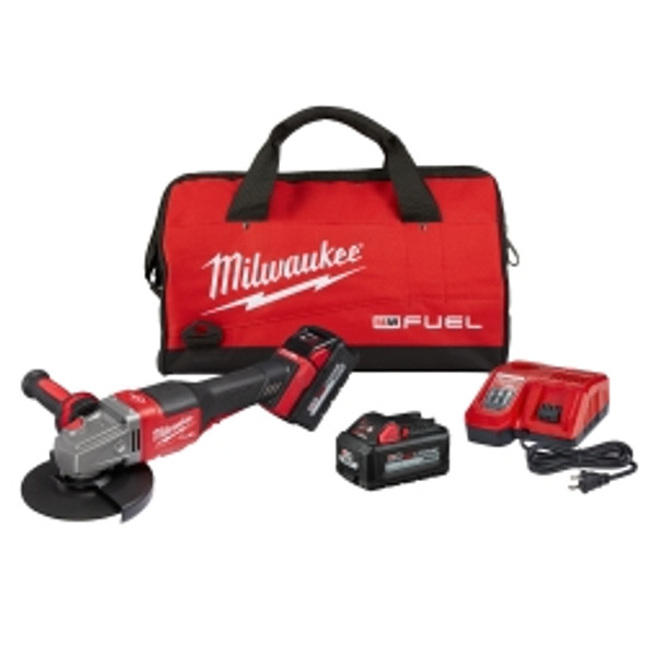 Milwaukee M18 Fuel 4-1/2-6in Grinder, Paddle Switch Kit - DB45277417