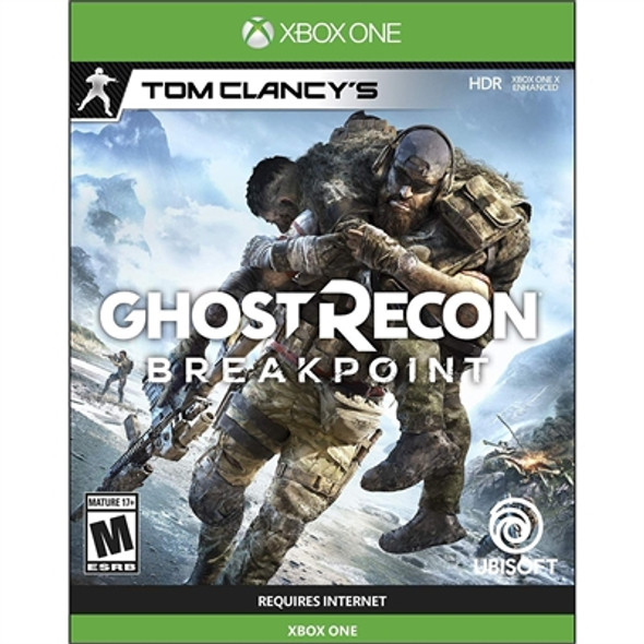 Tom Clancy's Ghost Recon Breakpoint (Day 2) - Xbox One