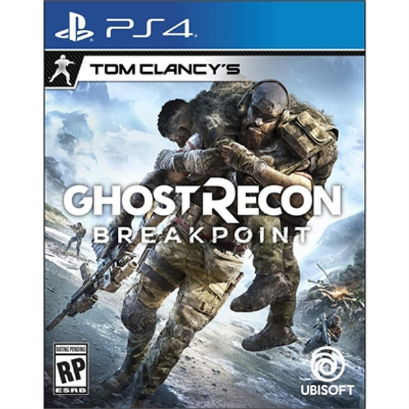 Ghost Recon Breakpoint (Day 2) - Playstation 4