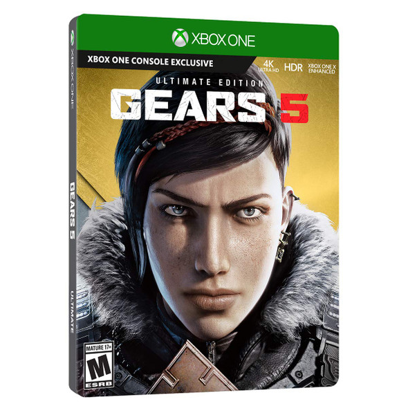 Gears of War 5: Standard Edition - Xbox one