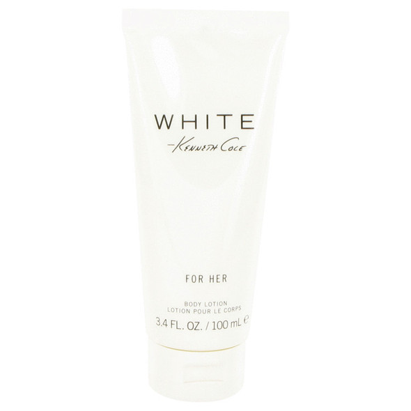 Kenneth Cole White by Kenneth Cole Body Lotion 3.4 oz for Women