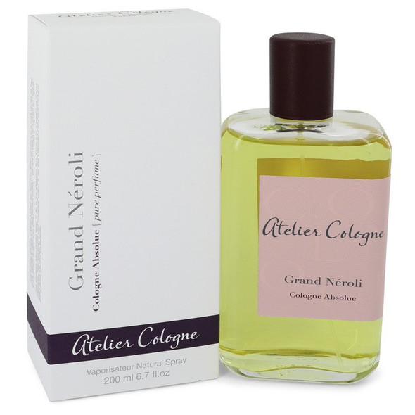 Grand Neroli by Atelier Cologne Pure Perfume Spray for Women