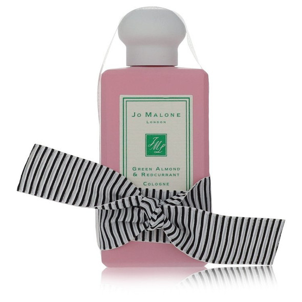 Jo Malone Green Almond & Redcurrant by Jo Malone Cologne Spray (Unisex Unboxed) 3.4 oz for Men