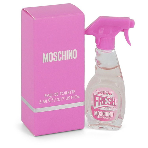 Moschino Fresh Pink Couture by Moschino Mini EDT .17 oz  for Women