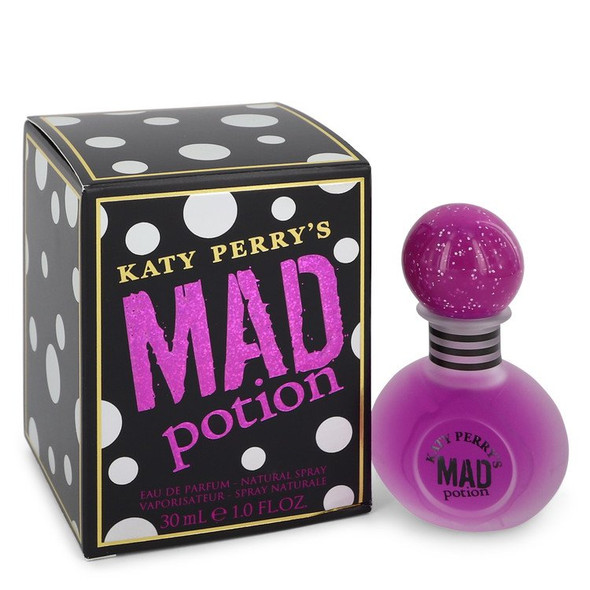 Katy Perry Mad Potion by Katy Perry Eau De Parfum Spray for Women