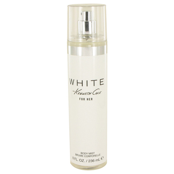Kenneth Cole White by Kenneth Cole Body Mist 8 oz for Women