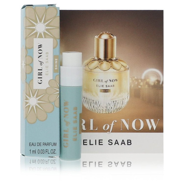 Girl of Now Shine by Elie Saab Vial (sample) .03 oz for Women