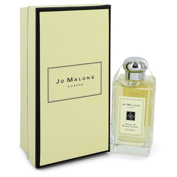 Jo Malone Peony & Blush Suede by Jo Malone Cologne Spray (Unisex) 3.4 oz for Men