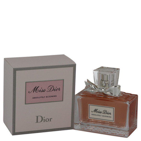 Miss Dior Absolutely Blooming by Christian Dior Eau De Parfum Spray for Women
