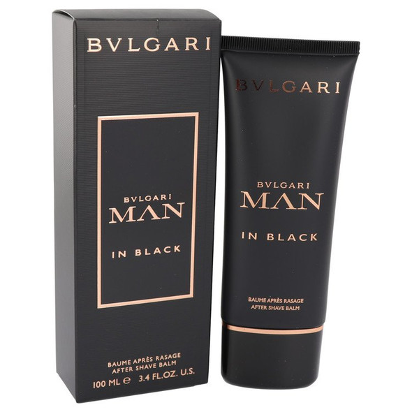 Bvlgari Man In Black by Bvlgari After Shave Balm