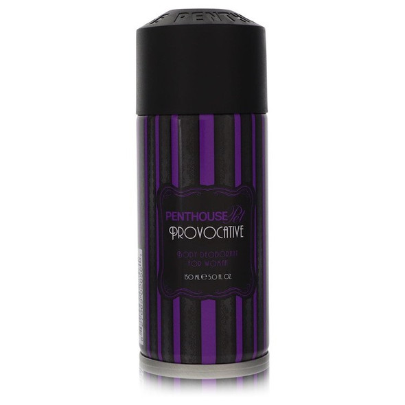 Penthouse Provocative by Penthouse Deodorant Spray 5 oz for Women