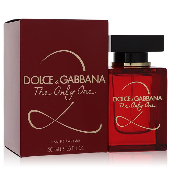 The Only One 2 by Dolce & Gabbana Eau De Parfum Spray for Women
