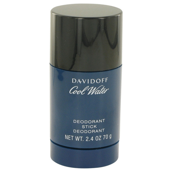 COOL WATER by Davidoff Deodorant Stick 2.5 oz for Men