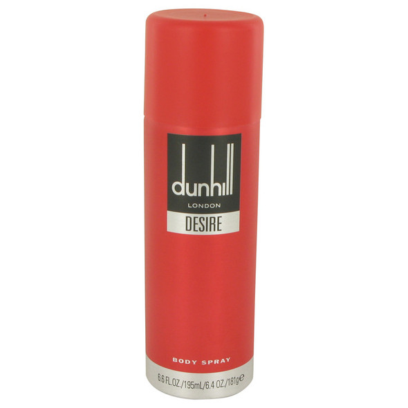DESIRE by Alfred Dunhill Body Spray 6.6 oz for Men