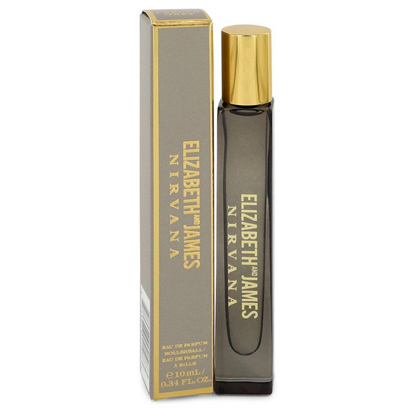 Nirvana French Grey by Elizabeth and James Mini EDP Rollerball Pen .34 oz for Women