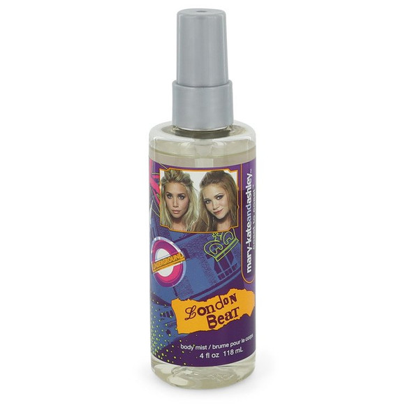 Coast to Coast London Beat by Mary-Kate And Ashley Body Mist 4 oz for Women