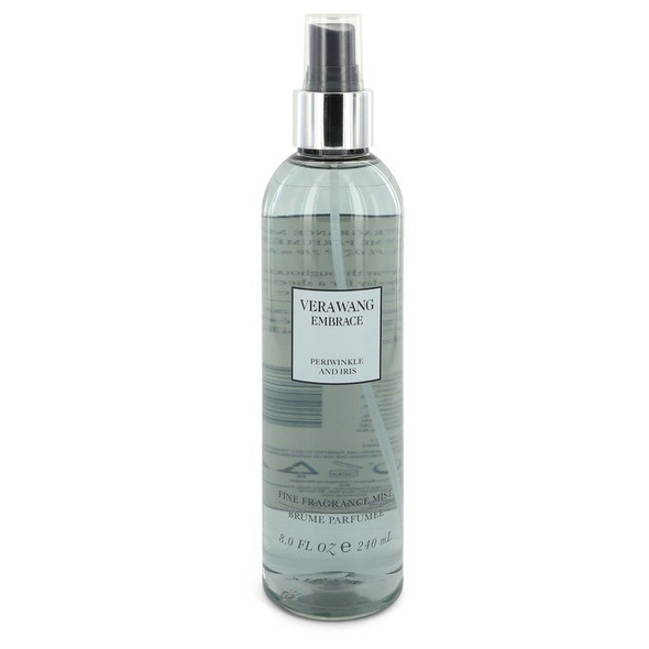 Vera Wang Embrace Periwinkle and Iris by Vera Wang Fragrance Mist 8 oz for Women