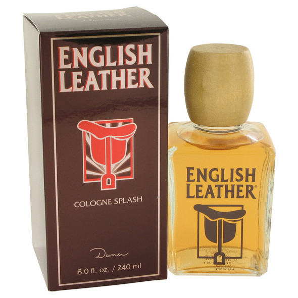 ENGLISH LEATHER by Dana Cologne 8 oz for Men