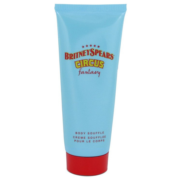 Circus Fantasy by Britney Spears Body Souffle 3.3 oz  for Women