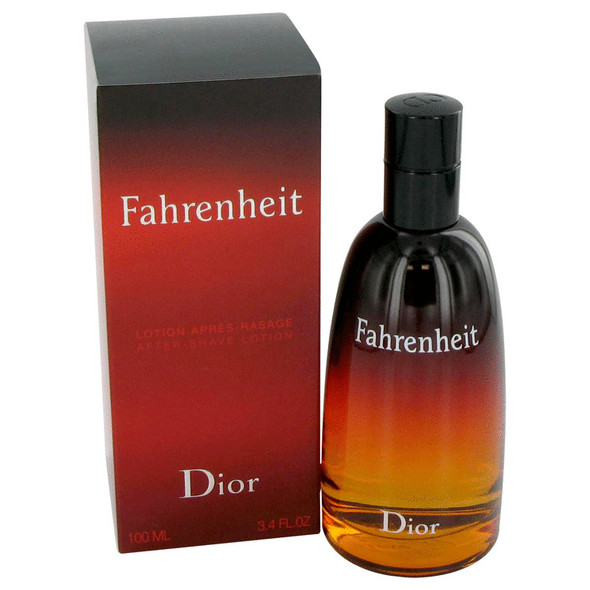 FAHRENHEIT by Christian Dior After Shave 3.3 oz for Men