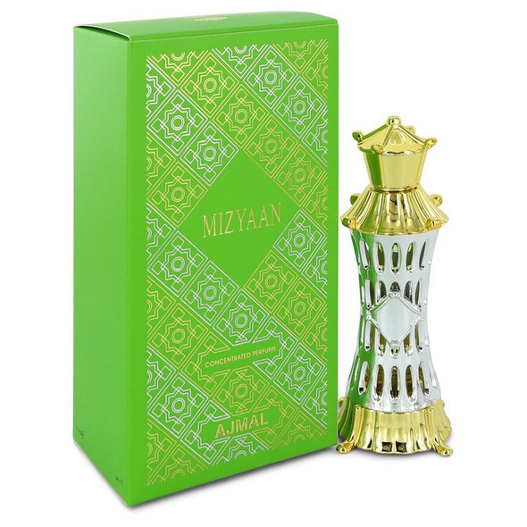Ajmal Mizyaan by Ajmal Concentrated Perfume Oil (Unisex) .47 oz for Women