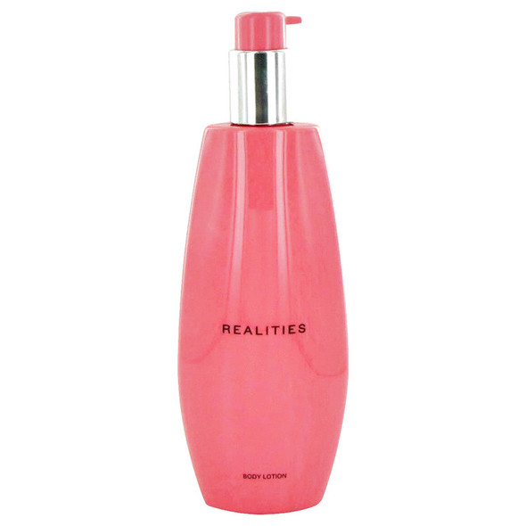 Realities (New) by Liz Claiborne Body Lotion (Tester) 6.7 oz for Women