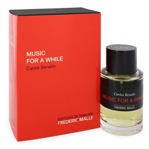 Music for a While by Frederic Malle Eau De Parfum Spray (Unisex) 3.4 oz for Women