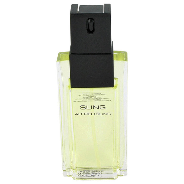 Alfred SUNG by Alfred Sung Eau De Toilette Spray (Tester) 3.4 oz for Women