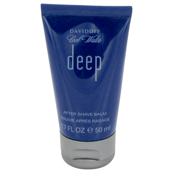 Cool Water Deep by Davidoff After Shave Balm 1.7 oz for Men