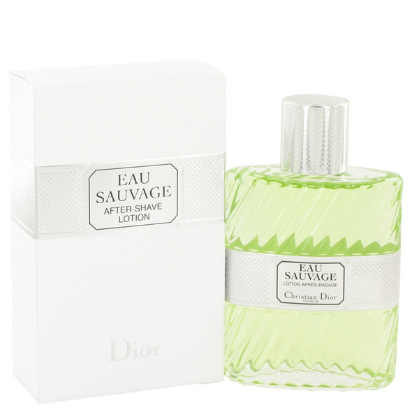 EAU SAUVAGE by Christian Dior After Shave 3.4 oz for Men