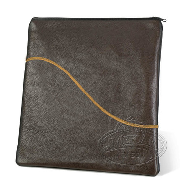 Exceptional Artistry, Modern Style Tallis / Tefillin Bag, Brown, LR