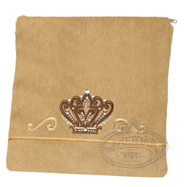 Royal Artistry, Classic Style Tallis / Tefillin Bag, Camel, FR
