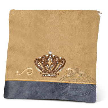 Royal Artistry, Classic Style Tallis Bag, Camel/Grey, FR