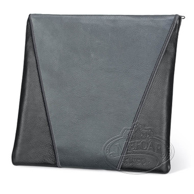 Supreme Finery, Modern Style Tallis / Tefillin Bag, Black/Grey, LL