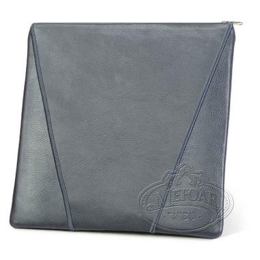Supreme Finery, Modern Style Tallis / Tefillin Bag, Grey, LR