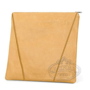 Supreme Finery, Modern Style Tallis / Tefillin Bag, Camel, LR