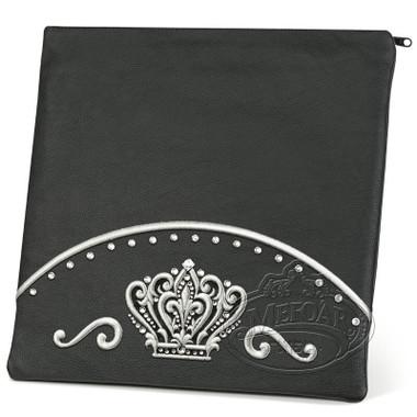 Brilliant Majesty, Elegant Style Tallis Bag, Black, LR