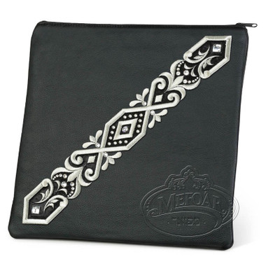 Majestic Pomp, Classic Style Tallis Bag, Black, LR