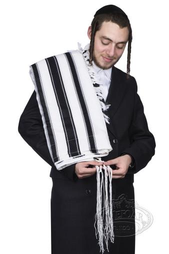 Tallis Wool  Viznitz