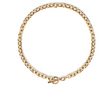 Aiden Toggle Necklace - GOLD