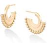 Senorita Hoop Earrings - GOLD