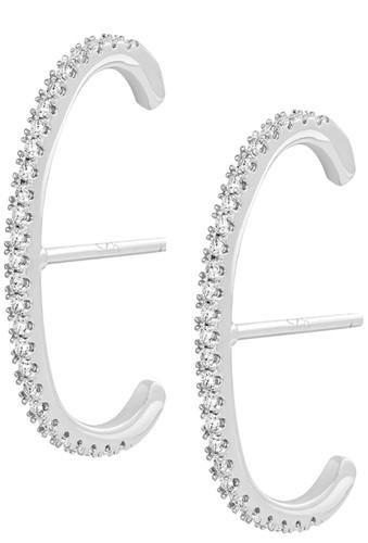 Bar Earring - SILVER